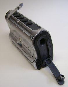 Dynamoradio s akumulátorem