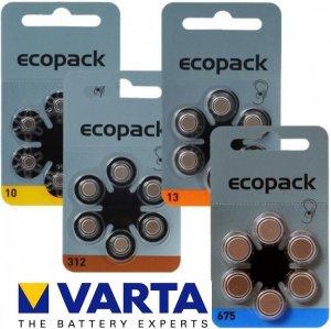 Baterie Varta Eco