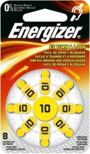 Energizer, baterie do sluchadel